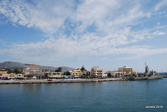 port of Chios (venetia koussia) Tags: flowers seagulls spring greece monastery bluesea oinousses aegeanislands smallports
