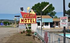 El Kapp Motel (Rob Sneed) Tags: usa newmexico vintage neon raton ratonpass elkappmotel