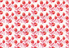 Flower seamless pattern pink (Gal'ko) Tags: pink summer wallpaper inspiration plant flower color cute green art texture nature floral beauty leaves fashion yellow illustration vintage garden print botanical design leaf swatch spring artwork colorful pretty pattern natural blossom feminine background decoration textile ornament fabric bloom backgrounds backdrop romantic curve arrangement soulful vector accent seamless repeat elegance