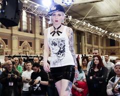 Great British Tattoo Show 2016 (Nick Atkins Photography) Tags: london fashion tattoo lingerie alexandrapalace latex tigress alternative nickatkinsphotography greatbritishtattooshow2016