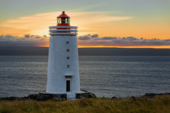 Skarsviti (2016) (claustral) Tags: sunset lighthouse iceland hdr viti vatnsnes mifjrur skarsviti