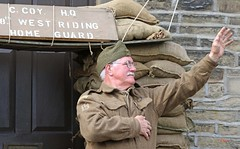 Haworth 1940's Weekend 2016 -  KV8A8914 (grab a shot) Tags: uk england people man canon vintage army eos war uniform outdoor military yorkshire wwii 1940s ww2 reenactment westyorkshire homefront worldwar2 oldfashioned haworth livinghistory 2016 homeguard warweekend brontecountry haworth1940sweekend 7dmarkii