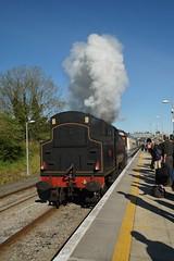 DSC07604 (Alexander Morley) Tags: ireland no 4 patrick railway class number railtour westport ncc society derby preservation wt lms croagh rpsi 264t