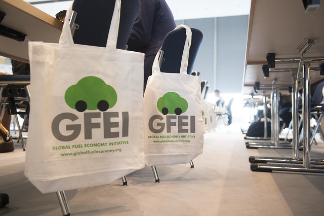 "Side Event ""Fuel efficiency in 2016 and beyond"" hosted by GFEI"