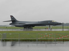 86-0111 Rockwell B-1B Lancer United States Air Force (graham19492000) Tags: rockwell lancer unitedstatesairforce b1b schonefeld berlinairshow 860111