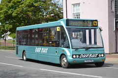 Our Bus YE52FHC (Will Swain) Tags: great yarmouth 14th may 2016 south east norfolk town bus buses transport travel uk britain vehicle vehicles county country england english centre our ye52fhc