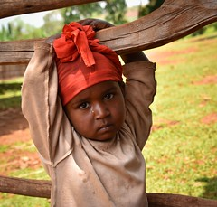 One Tear, Wolayta, Ethiopia (Rod Waddington) Tags: africa portrait people colour girl female child outdoor african traditional culture tribal afrika cry ethiopia tear tribe ethnic cultural sodo ethnicity afrique ethiopian thiopien etiopia ethiopie etiopian wolayta wollaita