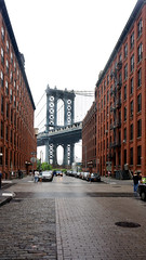 A place called Dumbo   -  E 18-55mm f3.5 5.6 oss (inunguak) Tags: brooklynnewyork nex7 manhattanbridge dumbo washingtonst streetphotography