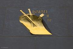 Rockefeller Center (Cthonus) Tags: geotagged rockefellercenter 1937 leelawrie swordsintoploughshares