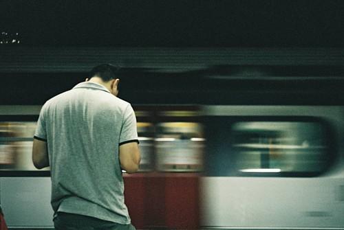 港鐵. Fujifilm Super F-250D/8562. 135. #135 #35mm #35mmfilm #135film #Fujifilm #fuji #film #8562 #250d #filmcamera #filmphotography #kowloontong #mtr #people  #filmphotographer #HongKong #hk #citylife #city #life #香港 #菲林