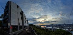 Sunrise, Keelung, Taiwan _IMG_0466_0473 (Len) Tags: sunrise harbor taiwan landmark explore  hy daybreak keelung 6d      explored keelungharbor    ef1635mmf28liiusm 1635lii
