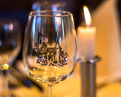 Candle Light (tomac_foto) Tags: light licht nikon candle magic kerze indoor candlelight moment glas burg schrfentiefe deko 2016 tiefenschrfe d7100