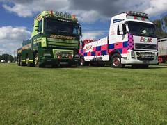 ASK's Volvo FM13 Alongside Ken Williams Daf XF (JAMES2039) Tags: volvo fm12 tow towtruck truck lorry wrecker heavy underlift heavyunderlift 8wheeler 6wheeler daf cardiff rescue breakdown ask askrecovery recovery fh13 pn09juc pn09 juc xf hx04ywm