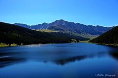Clinton Gulch Reservoir 1 (SteBow Photography) Tags: colorado mountains lake reservoir clintongulchreservoir rockies rockymountains canon canont5i t5i eos rebel 700d