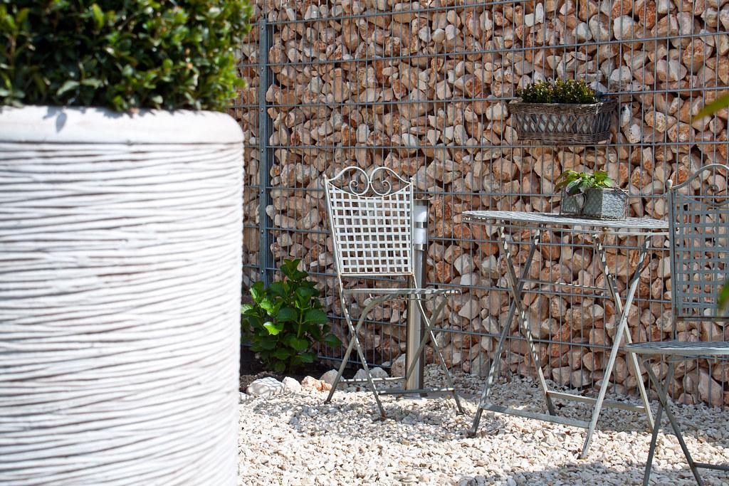 sichtschutz garten stein, the world's best photos of sichtschutz - flickr hive mind, Design ideen