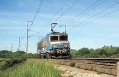 15033  Bettembourg  26.05.05 (w. + h. brutzer) Tags: bettembourg eisenbahn eisenbahnen train trains frankreich france railway elok eloks lokomotive locomotive zug 15000 sncf webru analog nikon