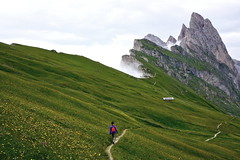 Fermeda (Franco Vannini) Tags: dolomiti dolomites odles sassrigais fermeda seceda valgardena valdifunes odle