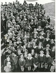 Children at the Wainuiomata Intermediate School, Wellington Province (Archives New Zealand) Tags: archivesnewzealand archives education school schools lower hutt lowerhutt wainuiomata nz archivesnz newzealand new zealand history newzealandhistory 1970