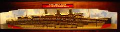 Cutaway model (lokhans) Tags: redstar line museum