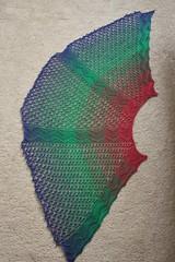Cheerfully Broken 9 (peridragon) Tags: knitting ravelry cheerfullybroken gradient