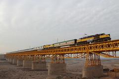 Ultrasur (Mono_Shadow) Tags: trenes trains electric electrica sofia loren e32 e3209 3209 ultrasur terrasur temuco chillan alameda puente maipo alco 105t 110t coches 10000 breda marelli gai
