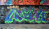 NEKAH (Kalimbah!) Tags: london graffiti paint londongraffiti nekah