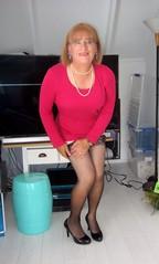 Lost Skirt (Trixy Deans) Tags: cute sexy classic stockings tv dress boots cd skirt crossdressing tgirl tranny transvestite trans stilettoheels transgendered crossdresser skirts sexylegs transsexual trixy sexyblonde xdresser transvesite transvetite sexyheels trixydeans sexytransvestite