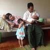 Congratulations, Pastor @petertanggun ! Heartfelt warm... (kachinlifestories) Tags: newborn motherhood fatherhood myitkyina givingbirth uploaded:by=flickstagram kachinlifestories klsmyitkyina petertanggun instagram:photo=763639504355934651294246487 myatmonhospital
