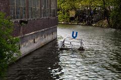 U-Bahn Badeschiff Kreuzberg, Berlin (kevin.hackert) Tags: berlin kreuzberg wasser ubahn underworld lostplace