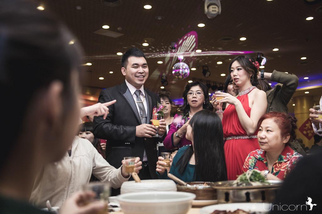 《婚攝》哮豪 & 佩珺 / 金都餐廳
