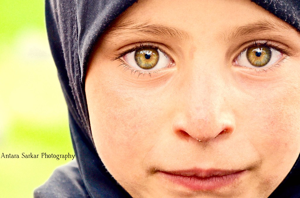 Kashmiri Eyes The World's...