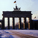 21 Berlin-Klassenfahrt 1978: Brandenburger Tor (Ostberlin)