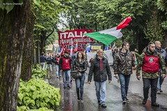 24 Maggio 2015 (flavio_chianese_1970) Tags: show wild woman usa rome color green colors sex river soldier casa smog donna nice italian war italia power flag victim hitler police guerra flags best slovenia soldiers 1915 obama pound 1918 medaglia politica isonzo friuli honour battaglia mussolini gorizia fumo polizia tricolore preghiera destra renzi caduti comunisti chianese fascisti salvini cerimony fascio arditi romoli casapound