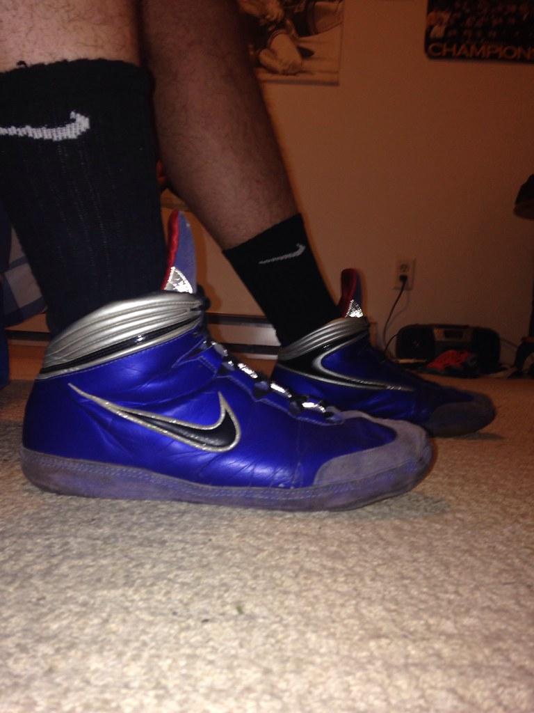 The World's Best Photo... Asics Rulon Wrestling Shoes