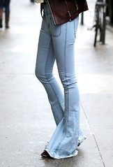 70s jeans (eliseoutof) Tags: sexy long wide jeans flare tight frayed flared bellbottom