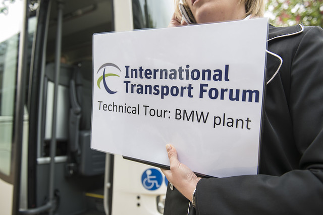 Technical Tour of the BMW plant