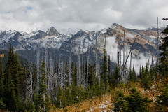 Season's First Snow in Revelstoke National Park (Jeffrey Sullivan) Tags: park copyright canada mountains jeff nature canon landscape photography eos photo mark iii rocky roadtrip columbia september national 5d british sullivan revelstoke revelstokenationalpark 5dmarkiii