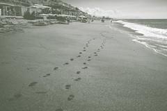 (Ivana Murace) Tags: sea italy sun beach mare ngc sole spiaggia monocrome maremosso
