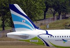Air Busan A320 (Charlie Carroll) Tags: tampa florida tampainternationalairport ktpa