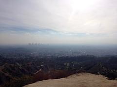 IMG_7151 (Lovely Nutty) Tags: beautiful skyline la losangeles view hiking
