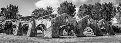The Venetian Arsenal at Gouvia Kerkyra (clive_metcalfe) Tags: building ancient ruins arches greece venetian corfu kerkyra arsenal gouvia