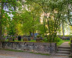 Mntsln hautausmaa (MikeAncient) Tags: cemetery graveyard finland geotagged spring hdr hautausmaa mntsl kevt tonemapped tonemap 5exp
