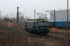 PKP, ET22-1048 (Chris GBNL) Tags: train pozna pkp pociag polskiekolejepastwowe et22 pkpcargo et221048