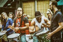 HC9Q3003-Edit-1 (rodwey2004) Tags: tribo madeinbrasil carnival drummers streetphotography london camden streetentertainment music din noise brazil samba dance streetparty