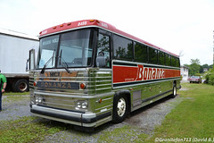 MCI 9 Charter Bus (Trucks, Buses, & Trains by granitefan713) Tags: bus passengerbus transit springfling charter charterbus coachbus mci mcibus mci9 mcinine single axle