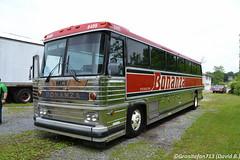 MCI 9 Charter Bus (Trucks, Buses, & Trains by granitefan713) Tags: bus passengerbus transit springfling charter charterbus coachbus mci mcibus mci9 mcinine single axle