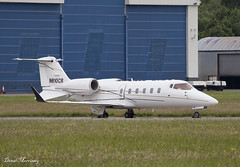 Diamond Aviation Learjet 60 N610CR (birrlad) Tags: ireland private airplane airport taxi aircraft aviation airplanes jet diamond international shannon passenger departure takeoff runway 60 departing learjet taxiway bizjet snn n610cr