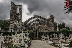 01592-12 de junio de 2016 (Tres-R) Tags: espaa church spain ruins iglesia galicia ruinas pontevedra riasbaixas cambados tresr rodolforamallo