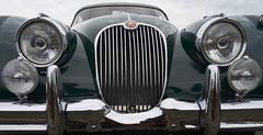 Jaguar XK150 (kendo1938) Tags: amble northumberland england gb xk150 jaguarxk150 jaguarxk150fixedheadcoupe car motorcar motorvehicle
