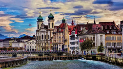 Lucerne Old city